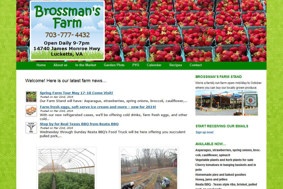 Brossman's Farm