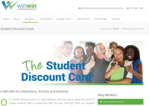 winwin marketing solutions website