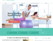 ChiroMatrix website makeover